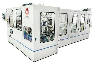 ENR-1000 fully automatic perforator rewinder
