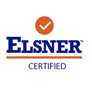 Elsner Certified Logo 9.8
