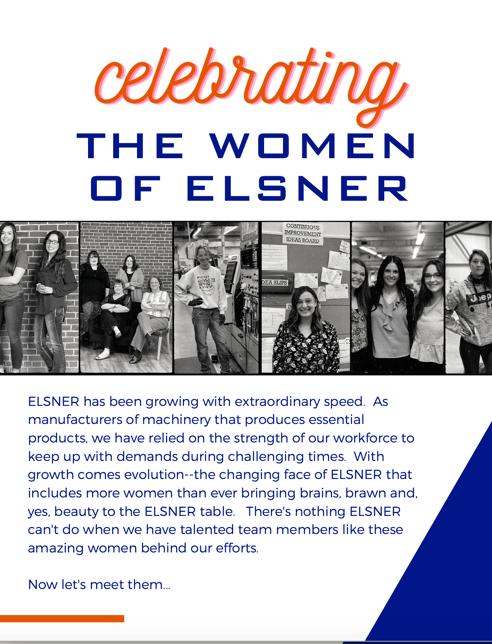 Women of ELSNER
