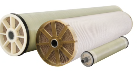 Reverse Osmosis spiral wound filters