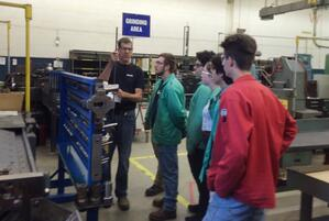 manufacturing day in ELSNER plant