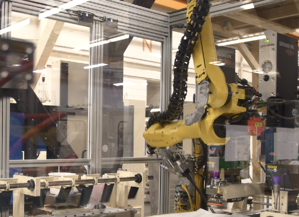 automating manufacturing processes